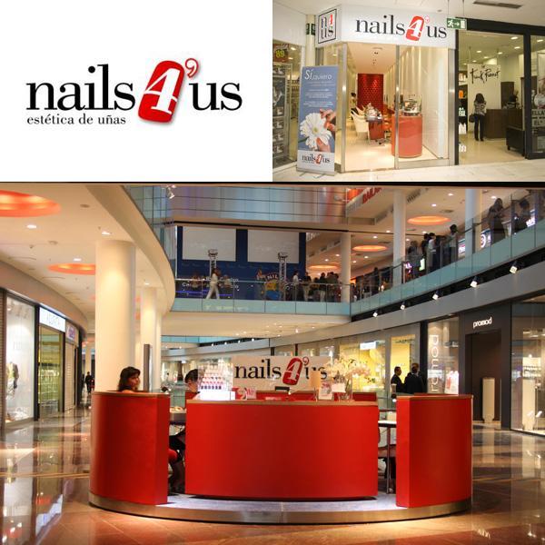 La Franquicia Nails 4us Permite Comenzar Un Negocio