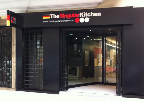 The singular kitchen llega al coraz n de la ciudad de valencia - Singular kitchen valencia ...