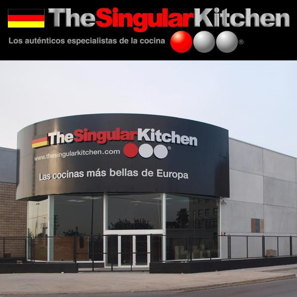 Cocinas the singular kitchen awesome com the singular - Singular kitchen las palmas ...