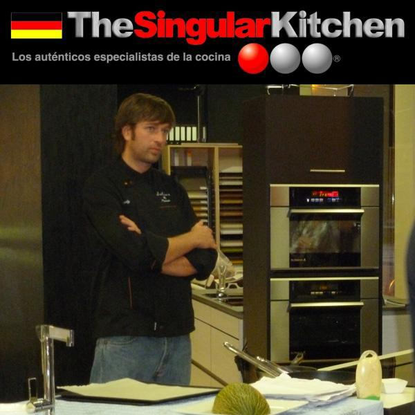 Show cooking the singular kitchen zaragoza - Singular kitchen valencia ...
